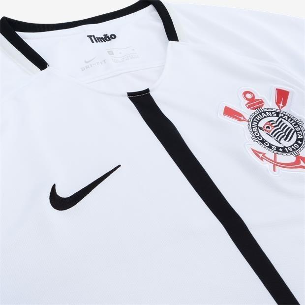 9cfc728a80a4b Camisa Corinthians S n° 2017 18 Original - R  120
