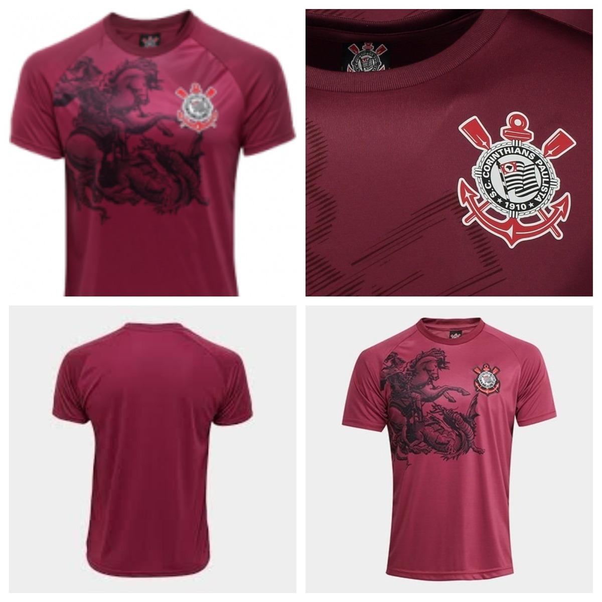 5cafbff710f93 camisa corinthians são jorge original edição limitada! Carregando zoom.