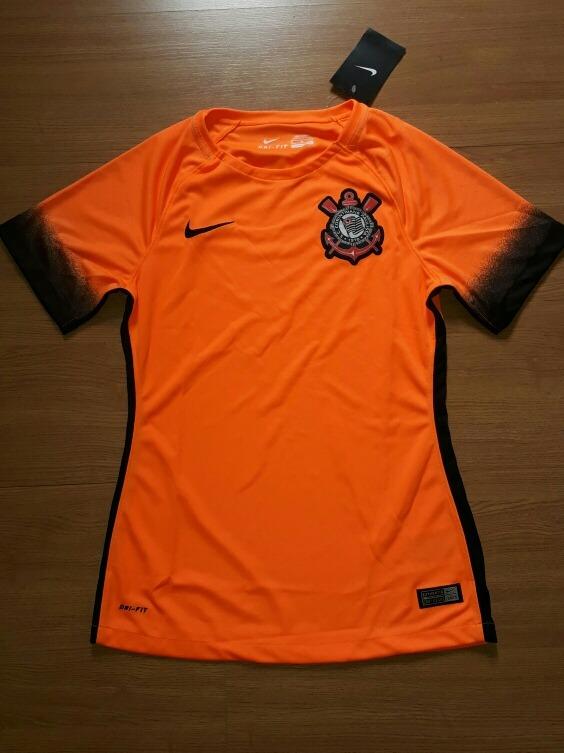 7a9b1de5e0d43 Camisa Corinthians Terrão Feminina Nova Original - R  119
