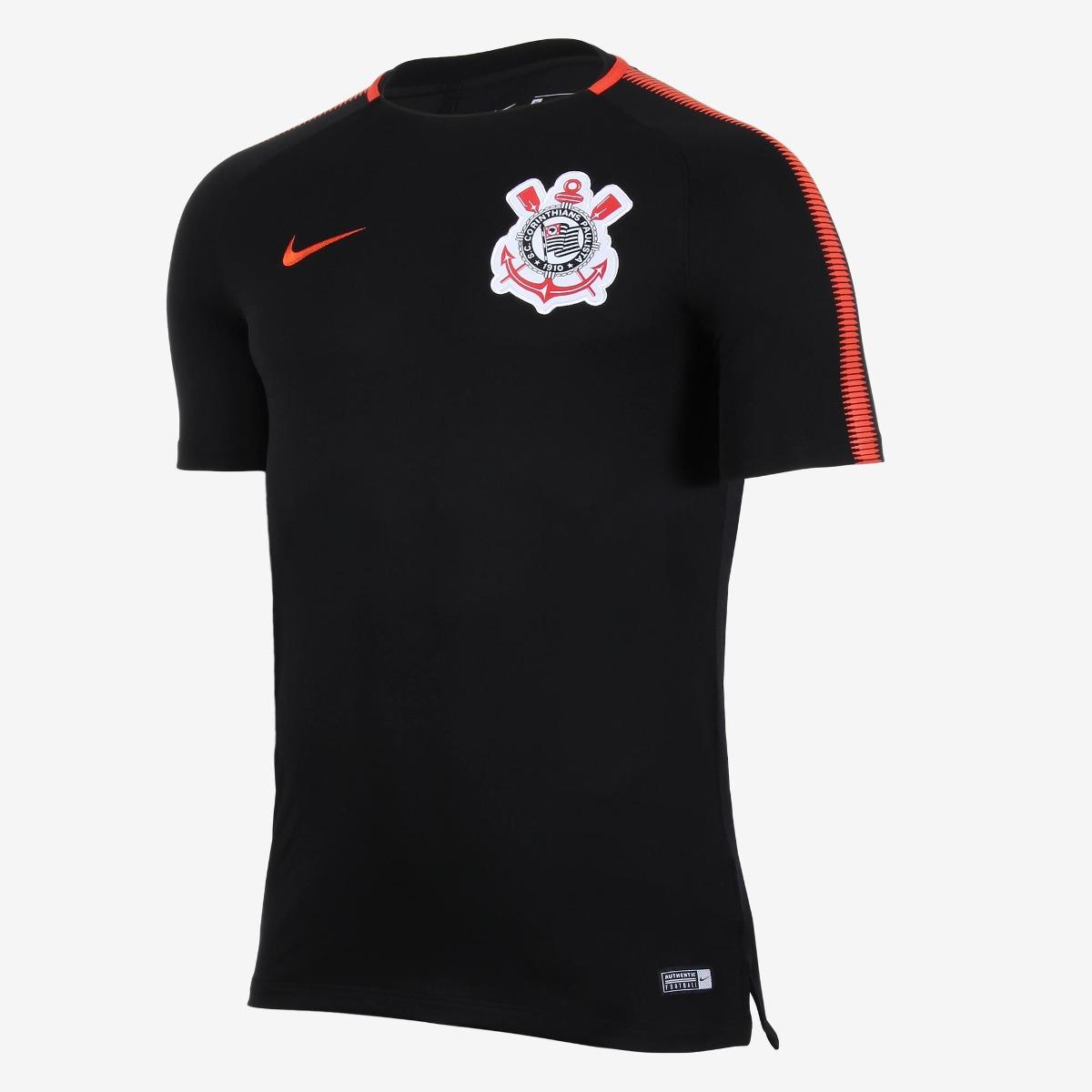 715ae58fcdeac camisa corinthians treino 2018 2019 masculina preto. Carregando zoom.