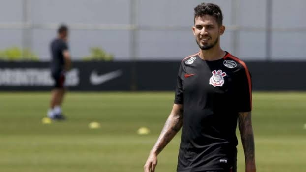 9fa5ffd82a20c Camisa Corinthians Treino Original Nike Preta Laranja 18 19 - R  160 ...