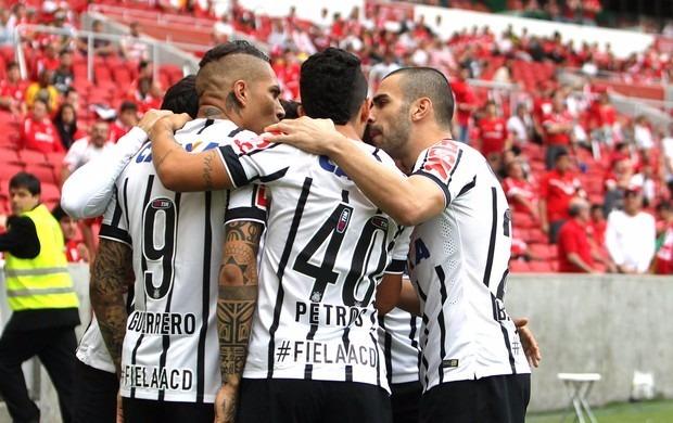 7383fbe3b9158 Camisa Corinthians Usada E Autografada Pelo Guerrero E Cia ! - R ...