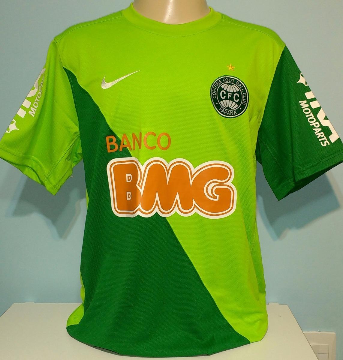 3d0f273b12 camisa coritiba goleiro campeão 2012   13 original nike - 99. Carregando  zoom.