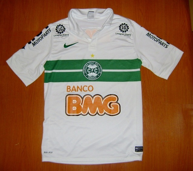 53501daee2 Camisa Coritiba Nike Nova