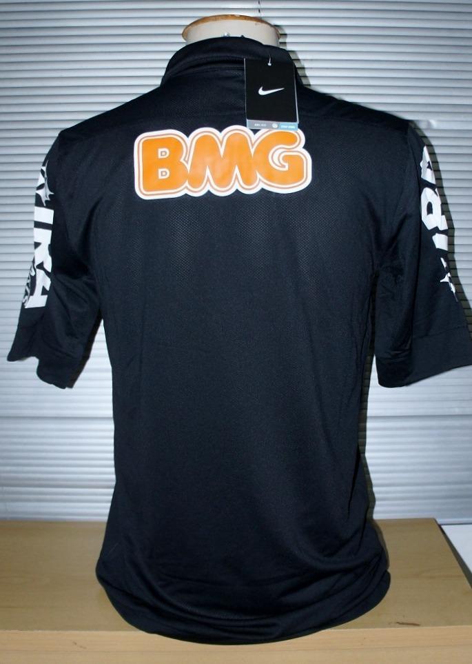 2c39fad41b Camisa Coritiba Nike Preta Nova