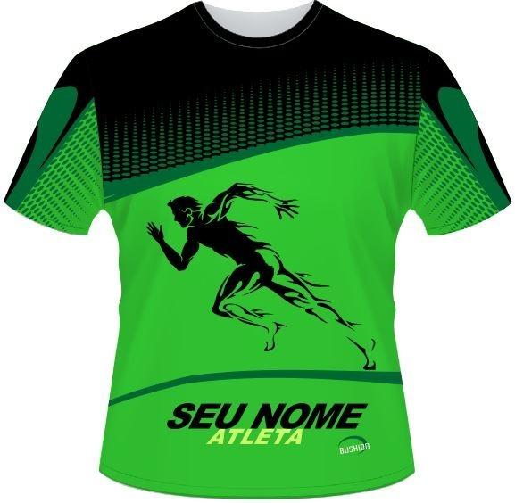 estilo máximo excepcional gama de colores rendimiento superior Camisa Corrida Corredor Maratona Personalizada 280-3