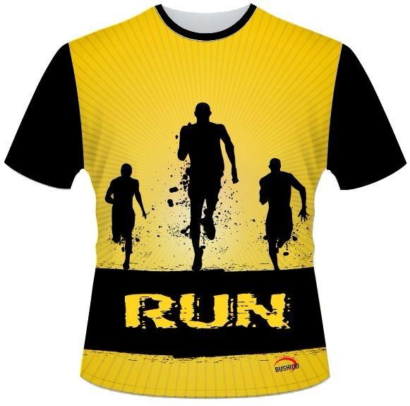 calidad y cantidad asegurada comprar nueva selección Camisa Corrida Corredor Maratona Personalizada 280-5