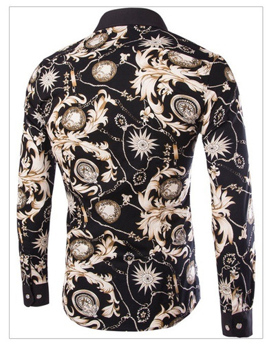 camisa corte italiano slim fit rameada estilo gerardo ortiz