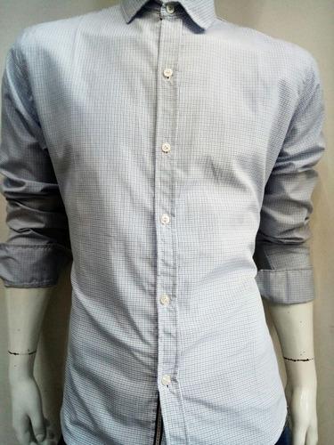 camisa corte slim