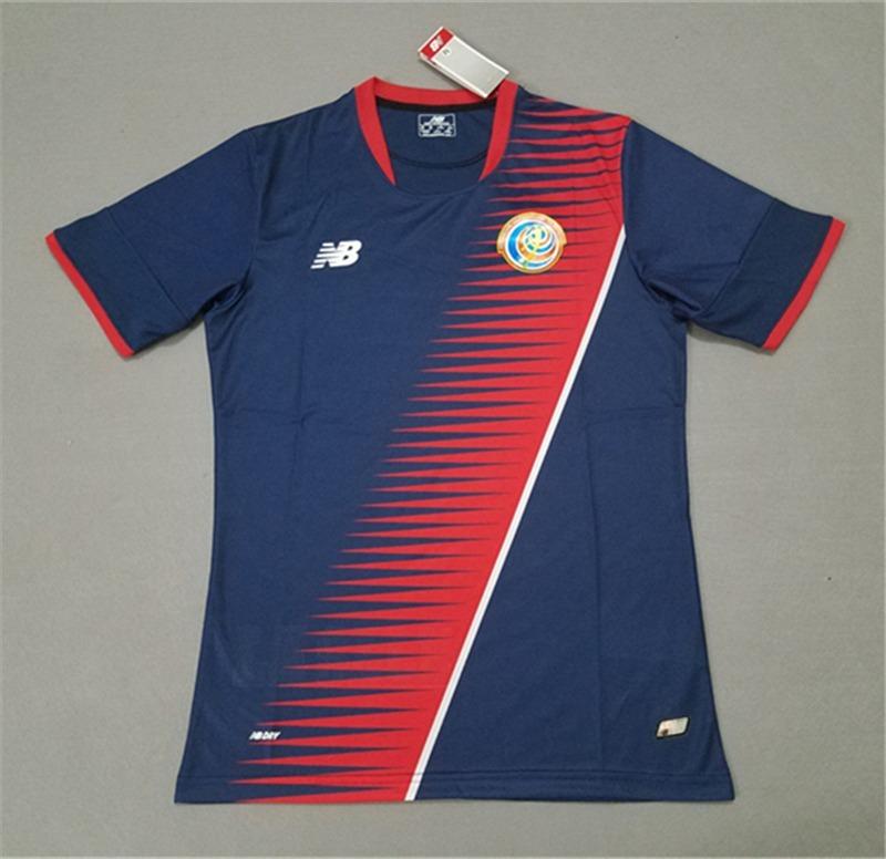 837caba5c Características. Marca New Balance  Time Costa Rica  Tipo de camisa  futebol  Tipo de ocasião De partida  Temporada copa 2018 ...