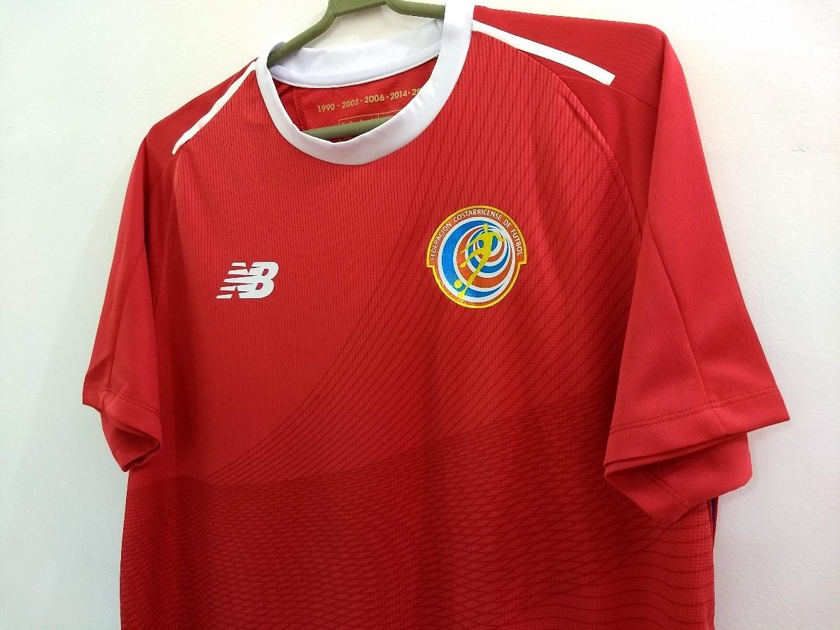 db3c3cf55 Camisa Costa Rica Copa Do Mundo Rússia 2018 Pronta Entrega - R  139 ...