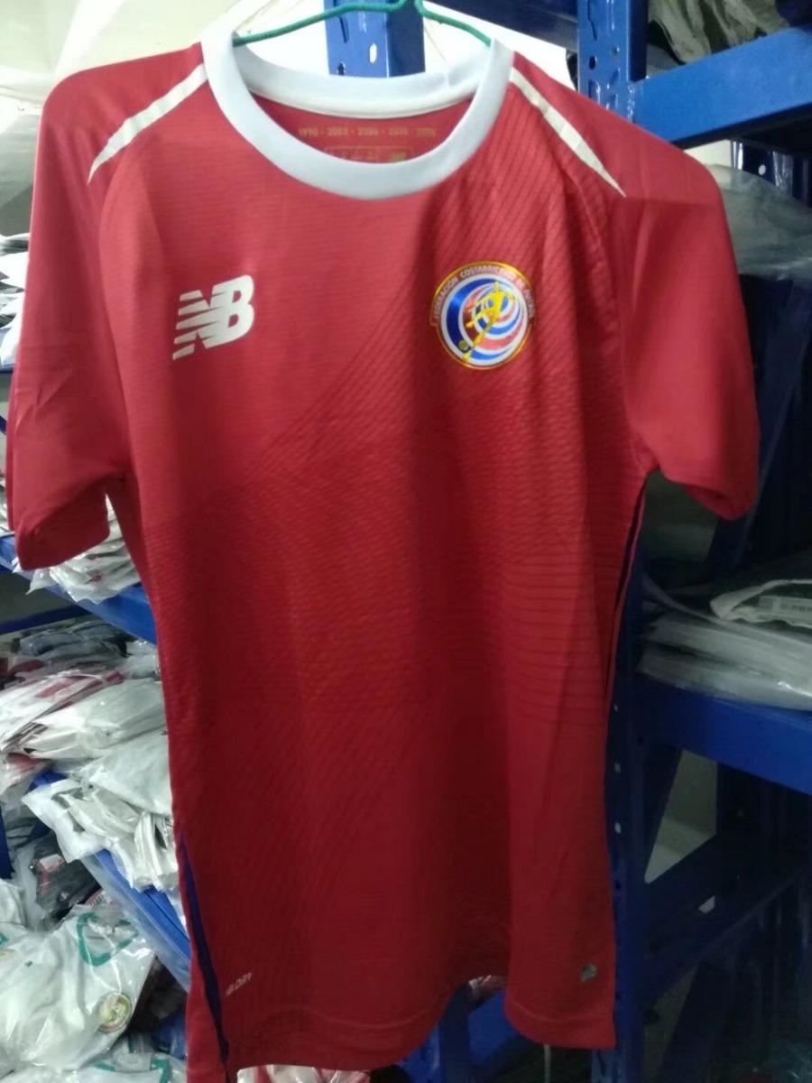 2f5b46428 Camisa Costa Rica Copa Mundo 2018 Original Nova Frete Gratis - R ...