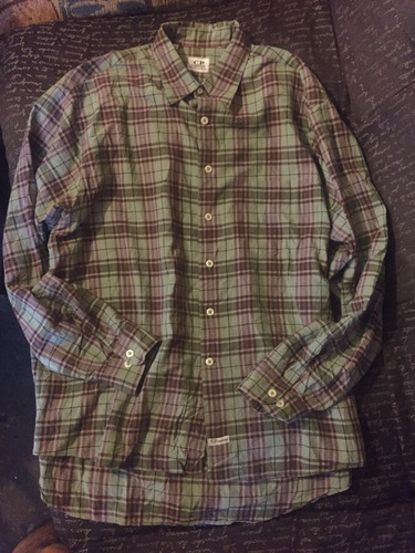camisa cp company c.p. fred perry ben sherman barbour