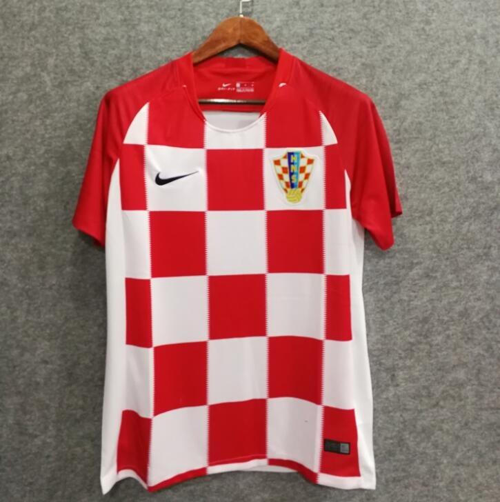 526d58fba Camisa Croacia 2018 - R  139