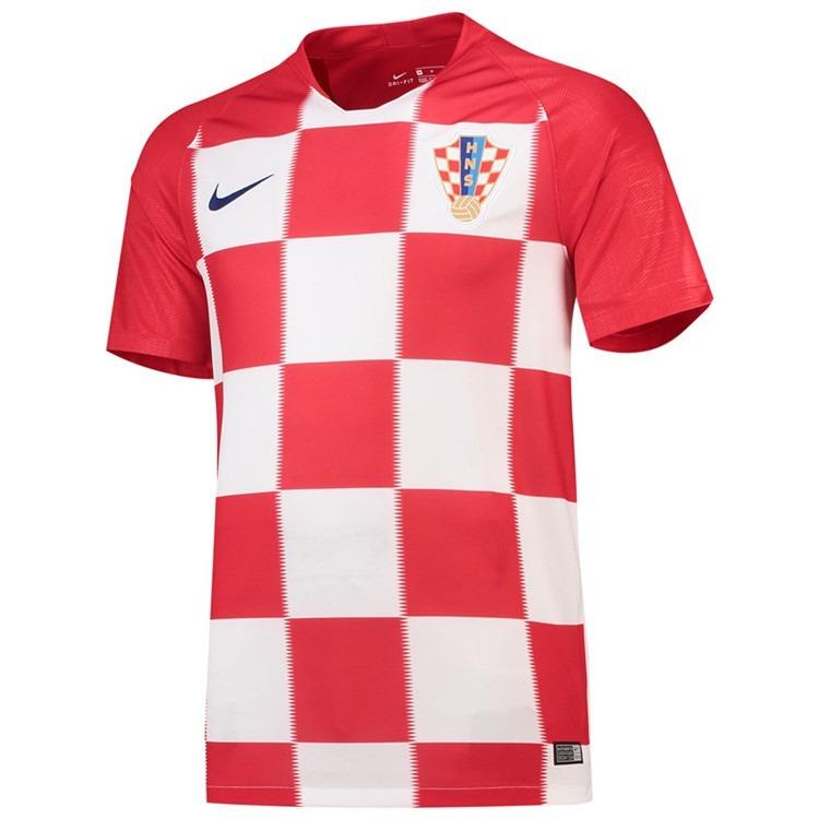 613fdfed1d Camisa Croácia 2018/2019 - Branca Ou Preta - R$ 180,00 em Mercado Livre