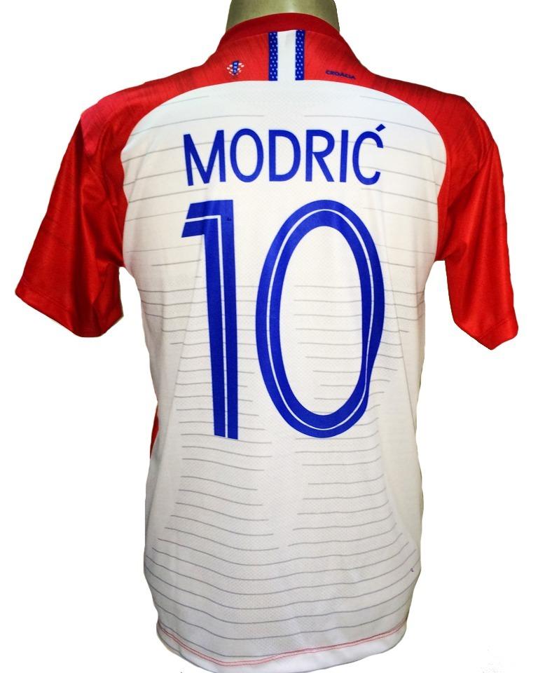 camisa croacia branca vermelha copa nova 2018 19. Carregando zoom. b1567ddd0b425