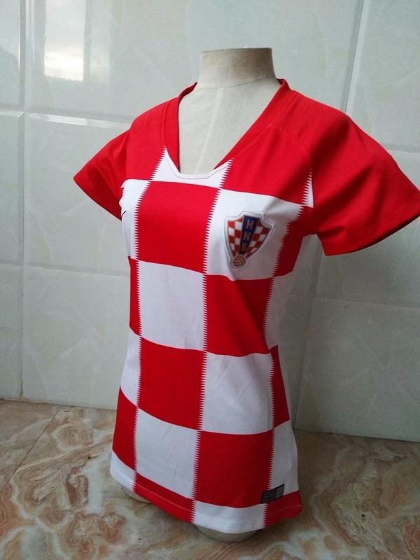 8bb5b3a2bb ... frete grátis · camisa croácia feminina. Carregando zoom.