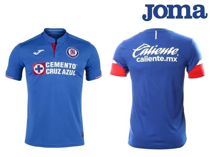 f3209053a74d7 Camisa Cruz Azul Mexico 18/19 Pronta Entrega Prod.n/brasil - R$ 139 ...