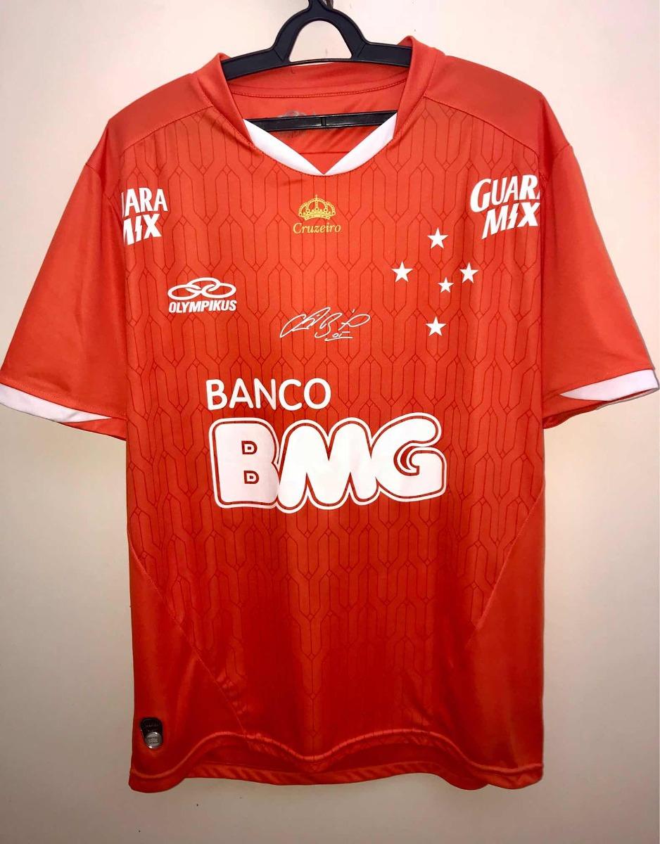 09594a731b9b2 Camisa Cruzeiro 2013 Goleiro Fábio  1 - Perfeito Estado - R  150