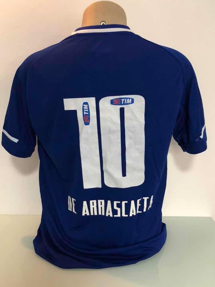 22dfaded03 Camisa Cruzeiro 2015 Original Da Época - R$ 150,00 em Mercado Livre