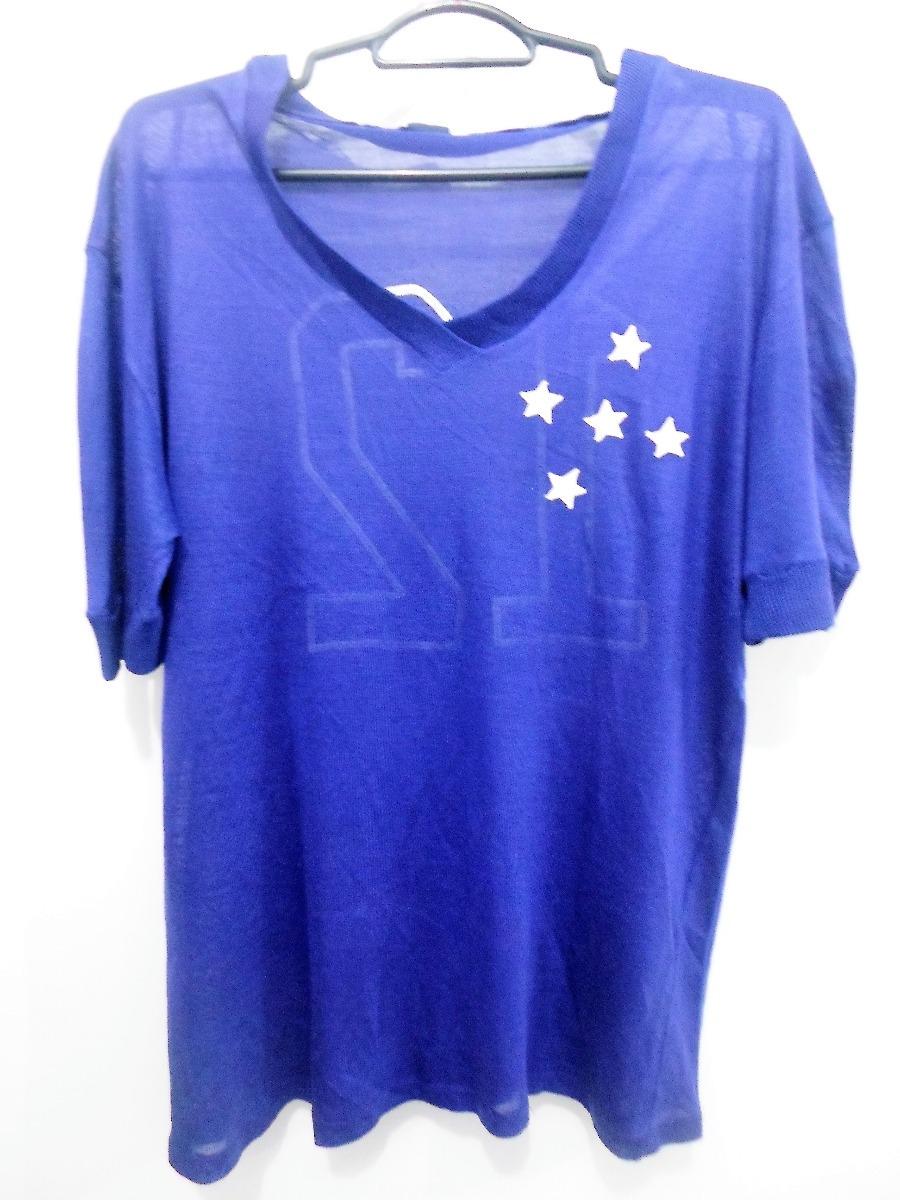 c5840a0d30 Camisa Cruzeiro Antiga (relíquia