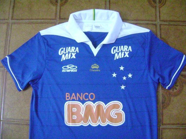 3c804046f8 Camisa Cruzeiro Azul Feminina Tamanho Gg - R  59