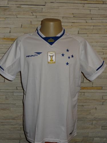 camisa cruzeiro branca 2015