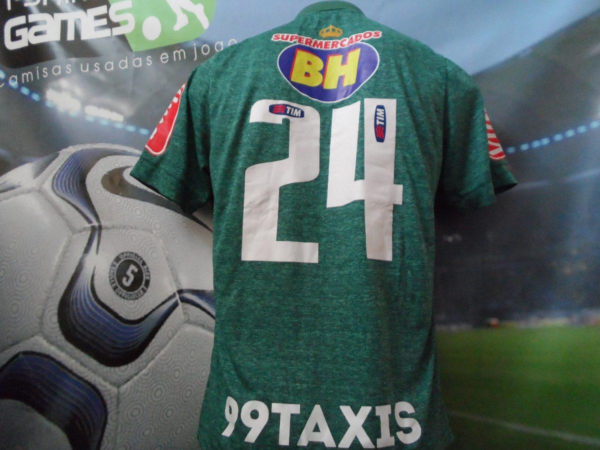 2d58c963c6 Camisa 3 Do Cruzeiro Usada No Brasileirão 2015. - R  350