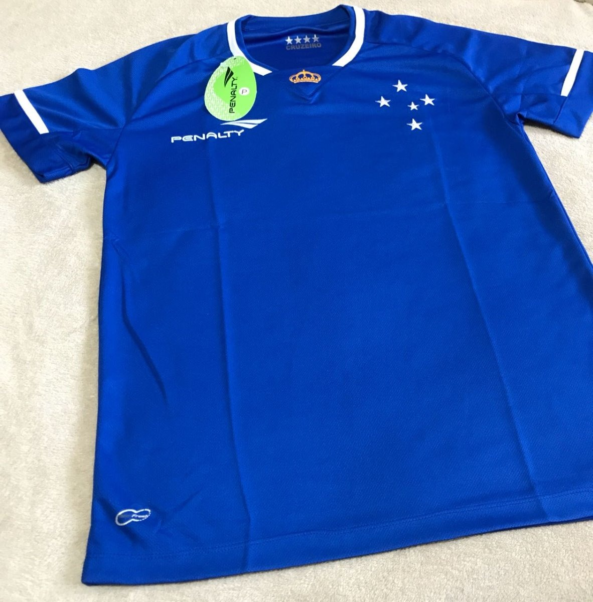 Camisa Cruzeiro 2015 Sem Patrocínio Camisa Classica Linda - R  54 208d8ebd01427