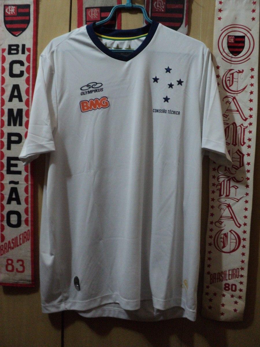 637336c2e8 Camisa Cruzeiro ( Comissão Técnica ) - R  140