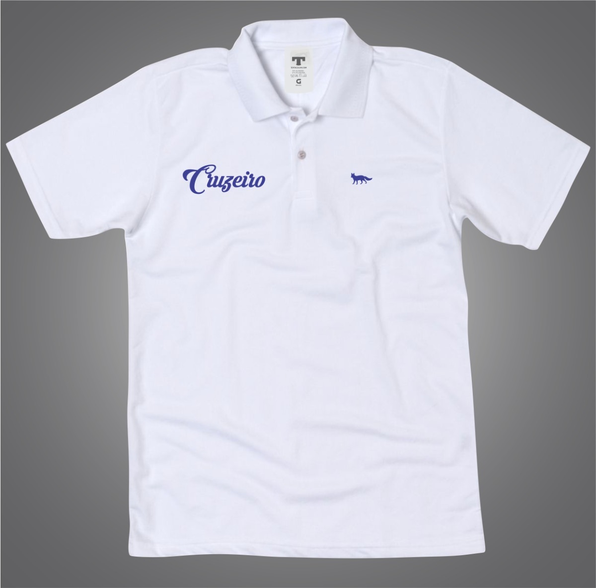 dfc5073afa Características. Marca TENTACULUM  Time Cruzeiro  Tipo de camisa Polo  Torcedor ...