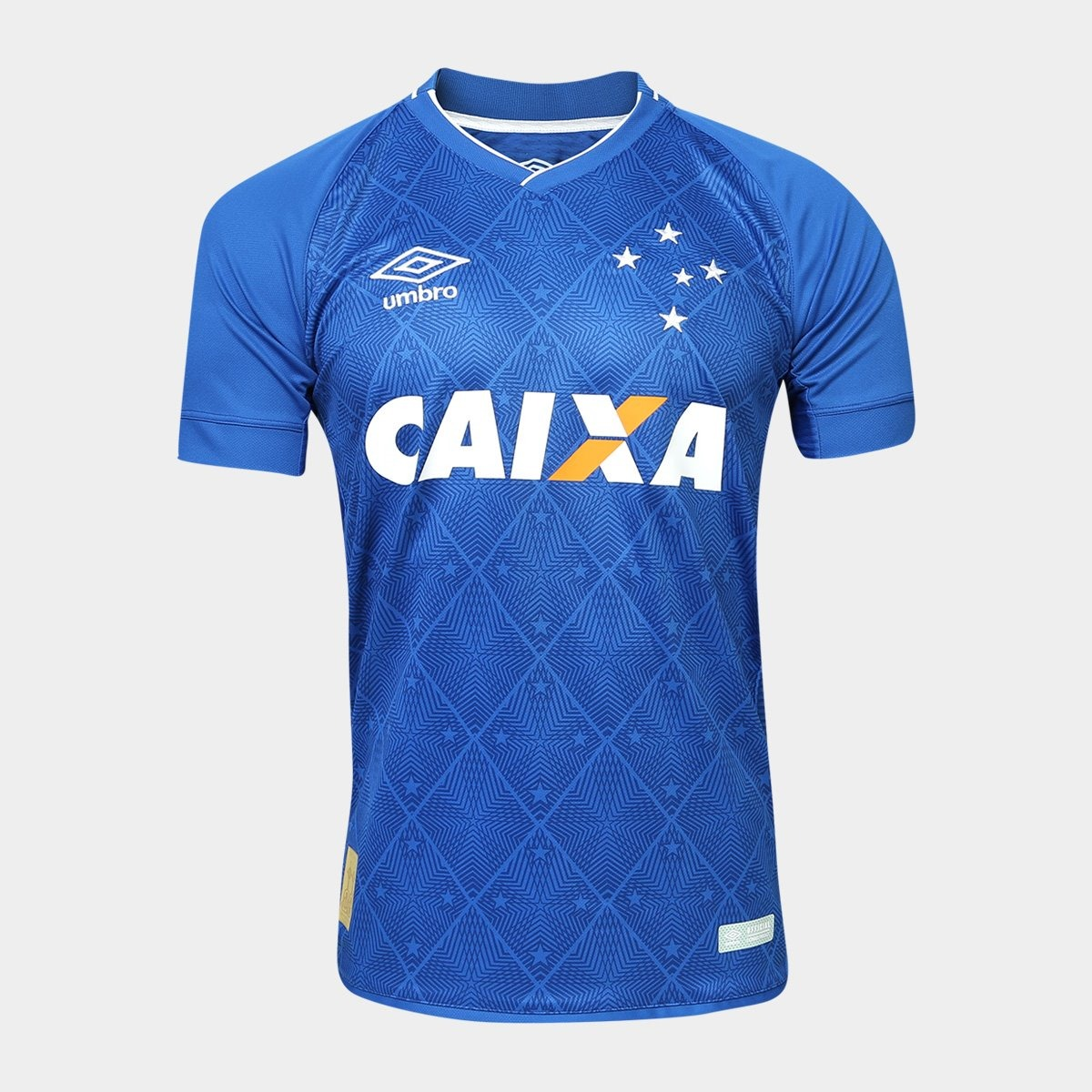 55fa21aacb camisa cruzeiro esporte clube 2017-2018 azul masculina. Carregando zoom.