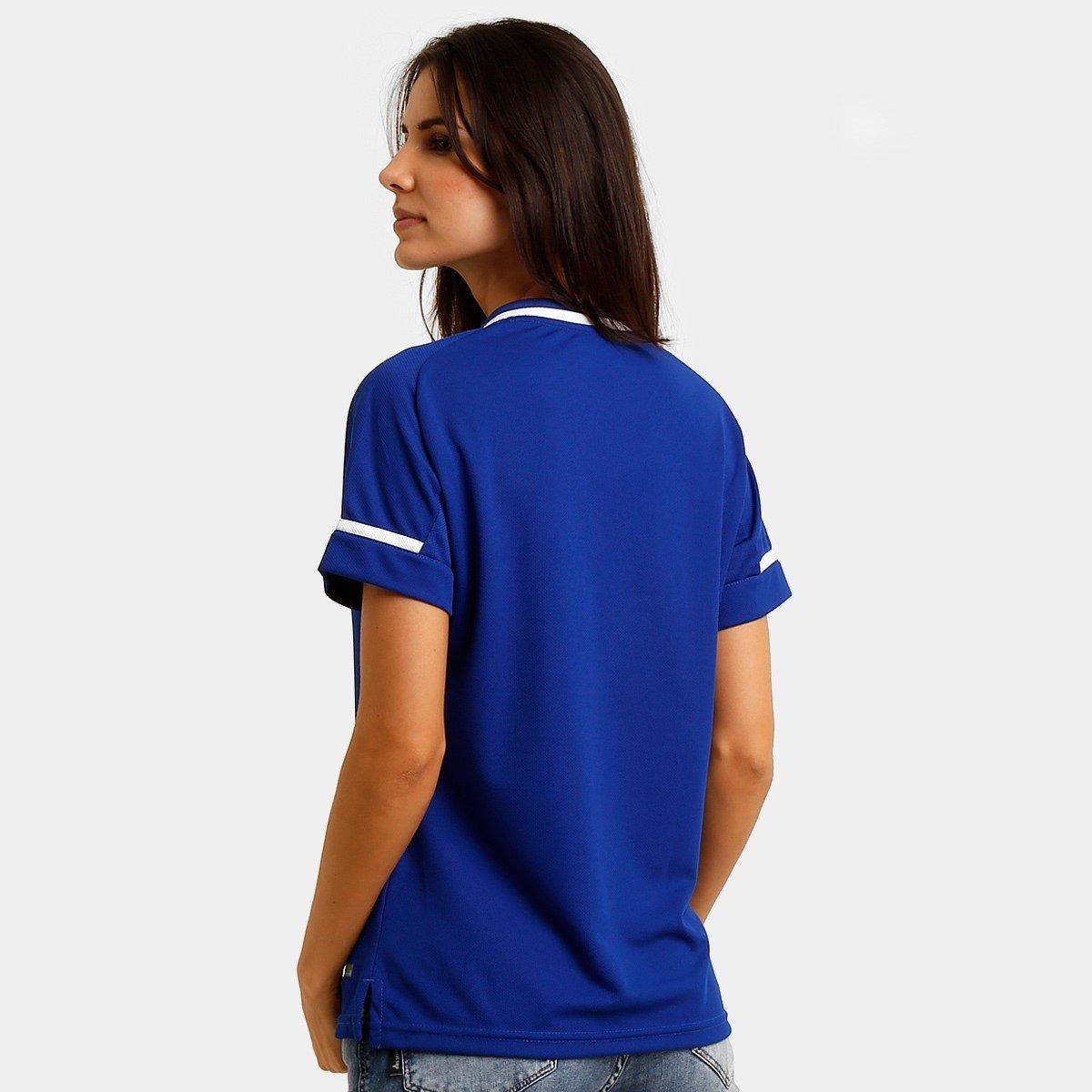 Camisa Penalty Cruzeiro 1 2015 - Feminina Tam. Gg - R  129 dfb04bf03f314