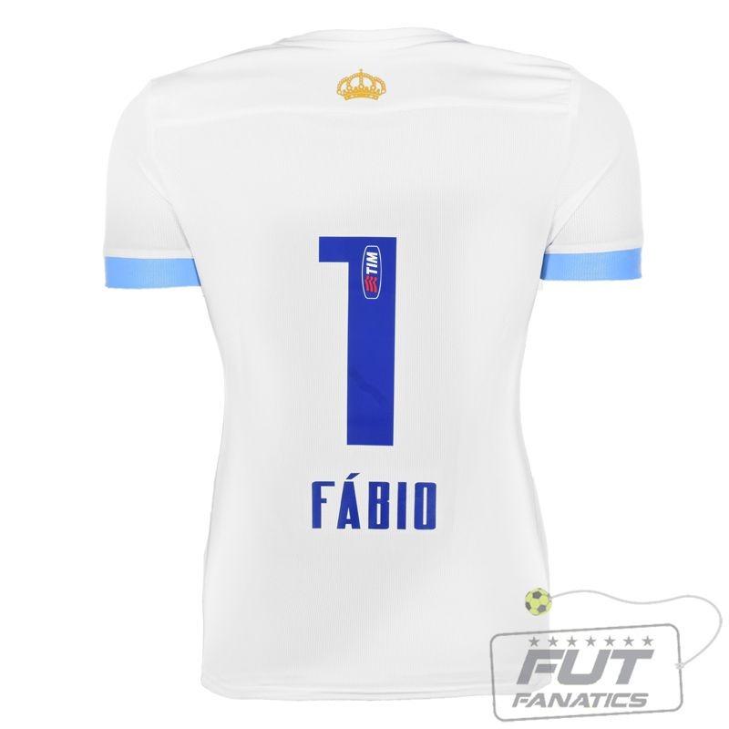 Camisa Penalty Cruzeiro Goleiro Ii 2015 Feminina - R  59 b963c9be07211