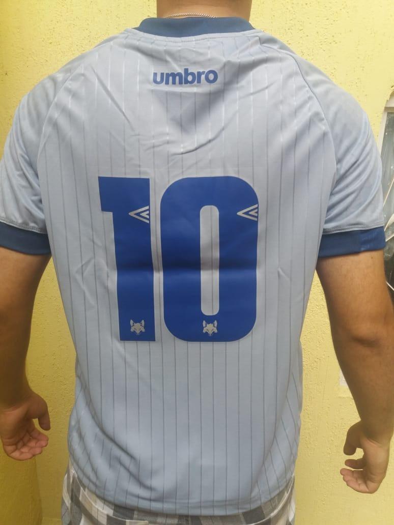 3ac9f2a902 Camisa Cruzeiro Nova 3 Uniforme 2018 / 2019 Umbro Masc - R$ 60,00 em ...