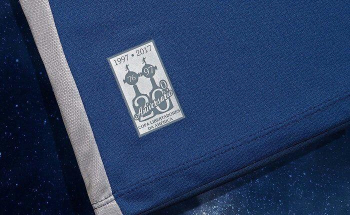 Camisa Cruzeiro Oficial Umbro 2017 - Frete Grátis! - R  254 f133b06555358