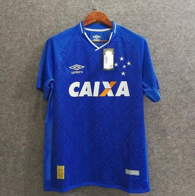 84d77ed304 Camisa Cruzeiro Original Temporada 2017 18 (frete Grátis) - R  149 ...