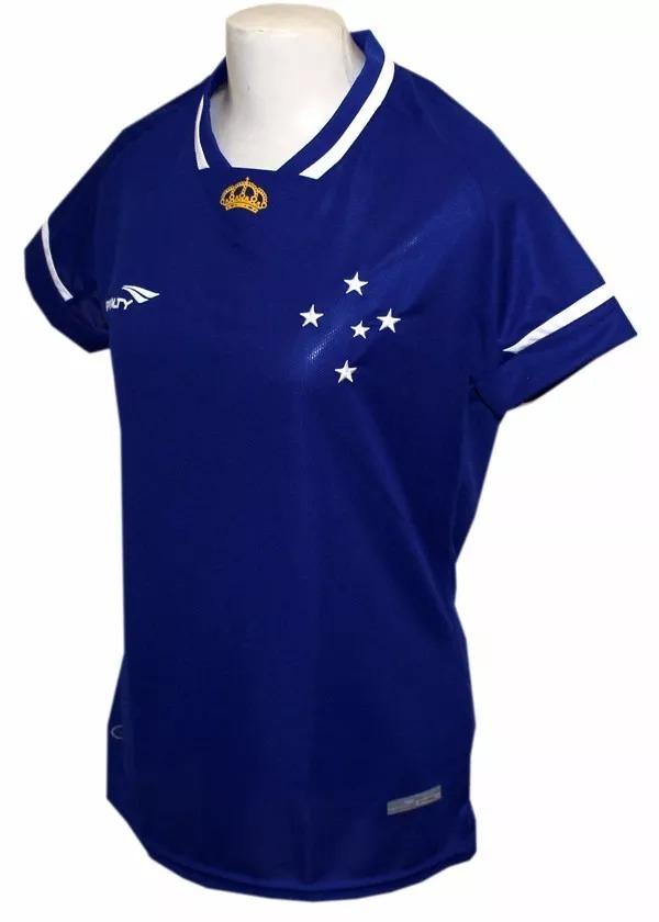 892f361601 camisa cruzeiro penalty feminina 2015 oficial snº- original. Carregando zoom .