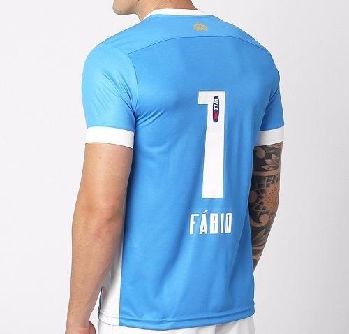 68addff0757bc Camisa Cruzeiro Penalty Goleiro 3 2015 Fabio Ctsports - R  50