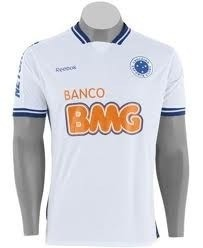 689eb1d390 Camisa Cruzeiro Reebok Oficial Bmg  10 Pronta Entrega - R  119