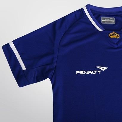 Camisa Cruzeiro S n 2015 Jogo I Juvenil Penalty Original - R  100 868d90e518074