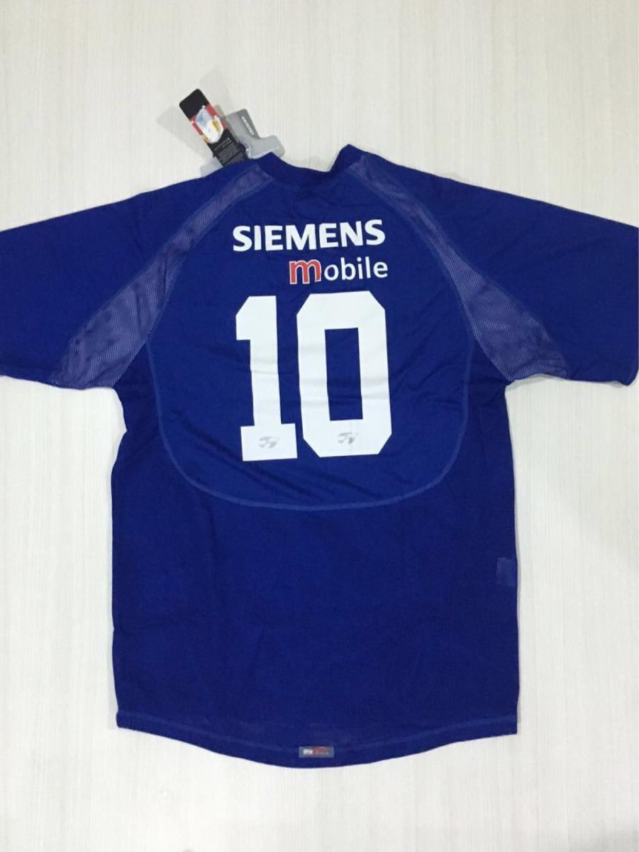 Camisa Cruzeiro Topper 2004 - Oficial 515e9fa5c75f3