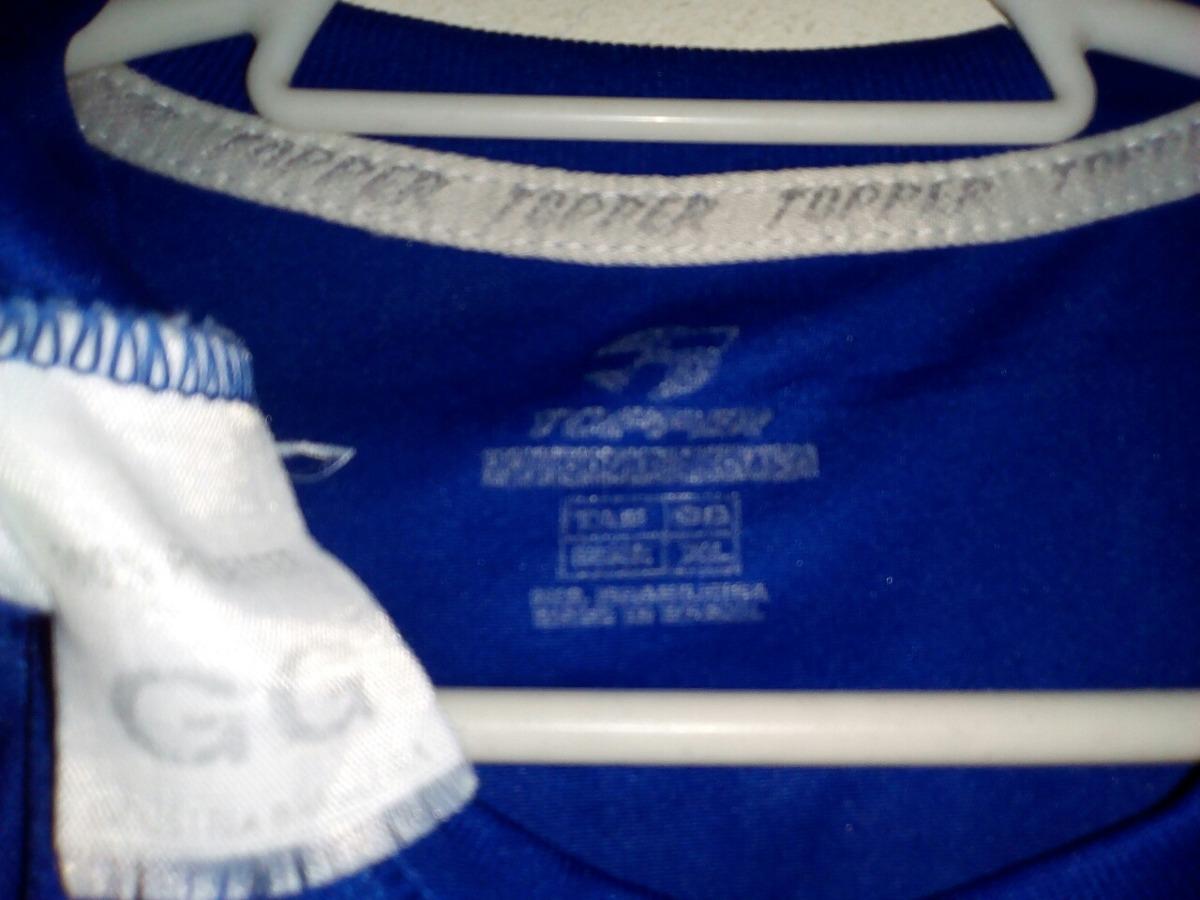 6073d59986 camisa cruzeiro topper leia a descrição do anúncio. Carregando zoom.