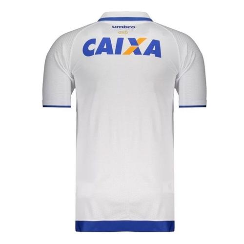 4878f5aca02fc Camisa Cruzeiro Umbro Of.2 Jogo S n 3e160068 - Branco - R  172