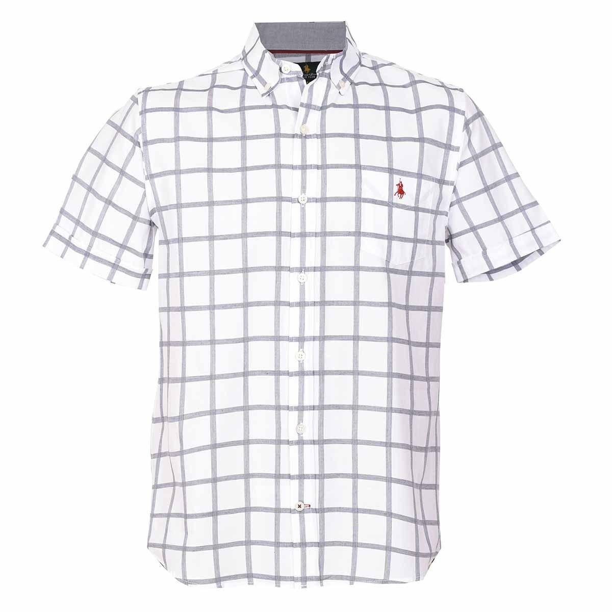 0a7b2223d9 Camisa Cuadros Polo Club -   1