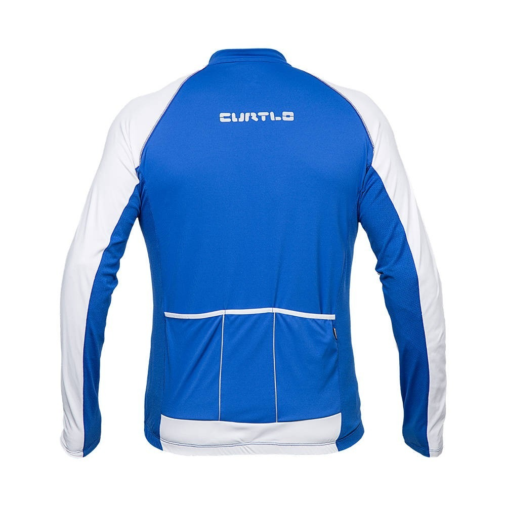 Camisa Curtlo Manga Longa Sprinter Azul - Tamanho P  M  G - R  137 ... 89fe268cd2bf2