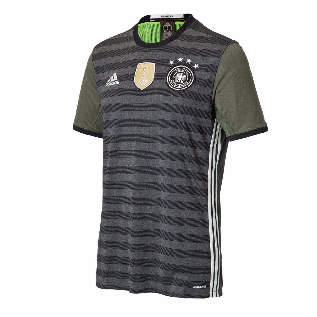 72dbd6c5e2 camisa da alemanha seleção alemã cinza copa nova todos model. Carregando  zoom.