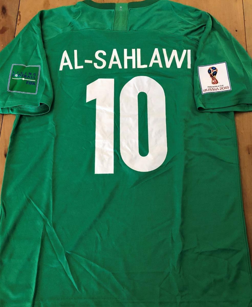 c44345504 camisa da arábia saudita copa 2018 completa - promoção !!! Carregando zoom.