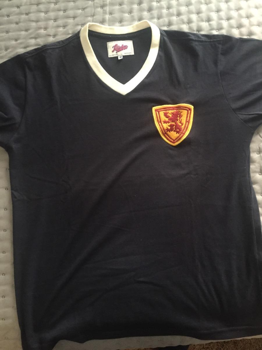 632b009eb5 camisa da escócia retrô. Carregando zoom.