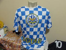 aa63c1f3fed Camisa Da Escola De Samba Águia De Ouro Xadrez